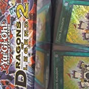 Yu-Gi-Oh Dragons Of Legend 2 Booster Display (Pack Of 24)