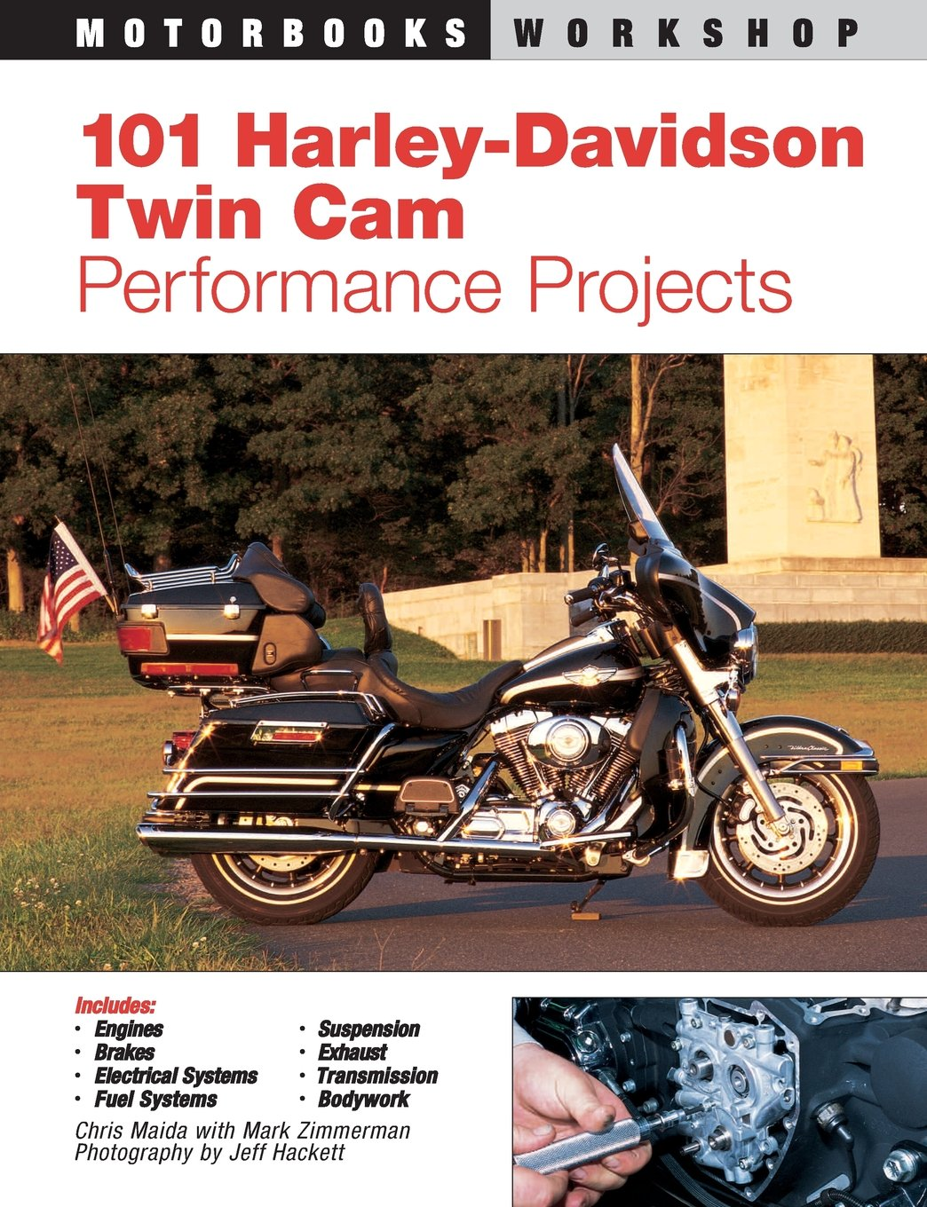 101 Harley-Davidson Twin Cam Performance Projects (Motorbooks Workshop):  Mark Zimmerman: 9780760316399: Amazon.com: Books