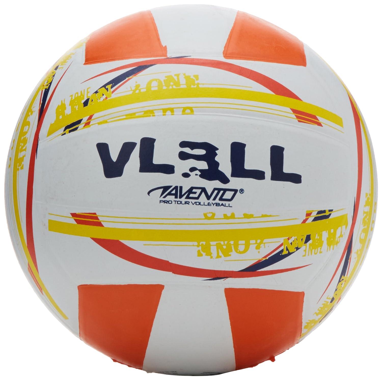SCHREUDERS SPORT Avento de Beach Volley, en Caoutchouc 5 Caoutchouc 5 Green/Lime 16VN-GRL-5