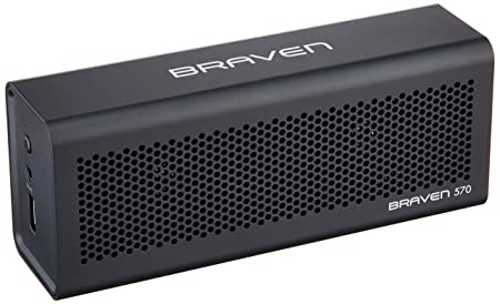 Review BRAVEN 570 Portable Wireless