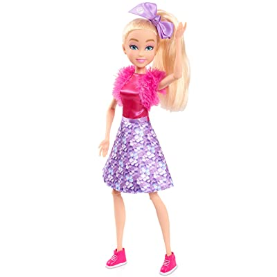 "JoJo Siwa 18"" Doll: Toys & Games"