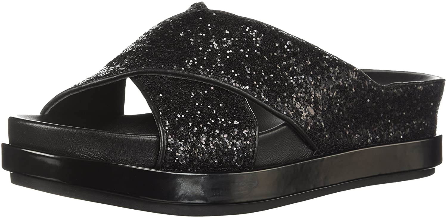 Ash Women's AS-Secret Slide Sandal B07572X5BQ 37 M EU (7 US)|Black