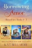 Borrowing Amor Boxed Set: Books 1-3