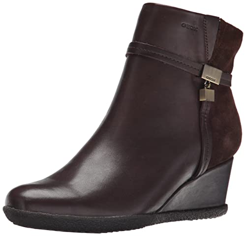 Geox D Amelia Stivali B, Women's Ankle Boots
