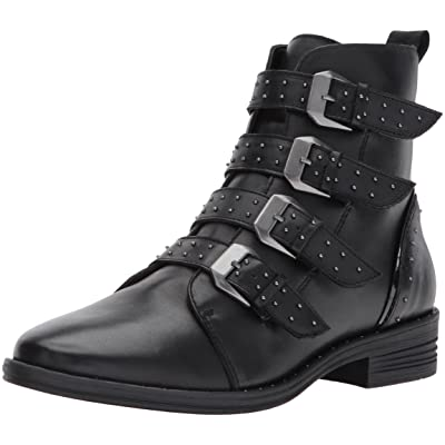Steve Madden Women's Pursue Motorcycle Boot | Snow Boots