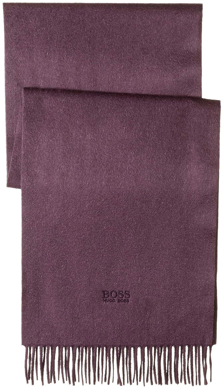2ab6cd65 ... Hugo Boss Mens T-scottas Knitted Wool Scarf, Black One Size BOSS Hugo  Boss ...