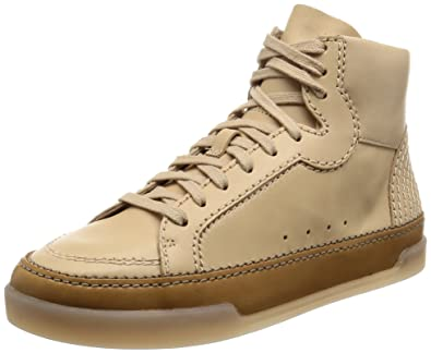 606559c21e7781 Clarks Women s Hidi Haze Hi-Top Sneakers  Amazon.co.uk  Shoes   Bags