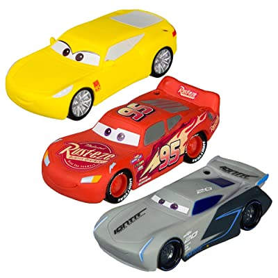 SwimWays Disney Cars Dive Characters - Pack of 3: Toys & Games