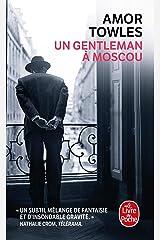 Un gentleman a moscou Paperback