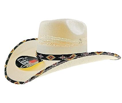 41031aee9f2e4 El General Boy s Western Hat Sombrero 100X Horma Conejo El Cartel Bangora  Ivory (Medium)