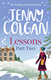 Lessons: Part 2: The second part of Lessons' ebook serialisation (Maggie Adair) (English Edition)