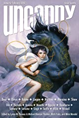 Uncanny Magazine Issue 20: January/February 2018 Kindle Edition