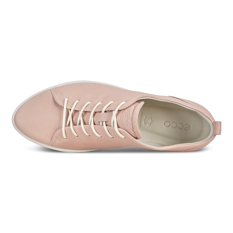 Ecco Damen Rosa Gillian Sneaker Rosa Damen 3c7827
