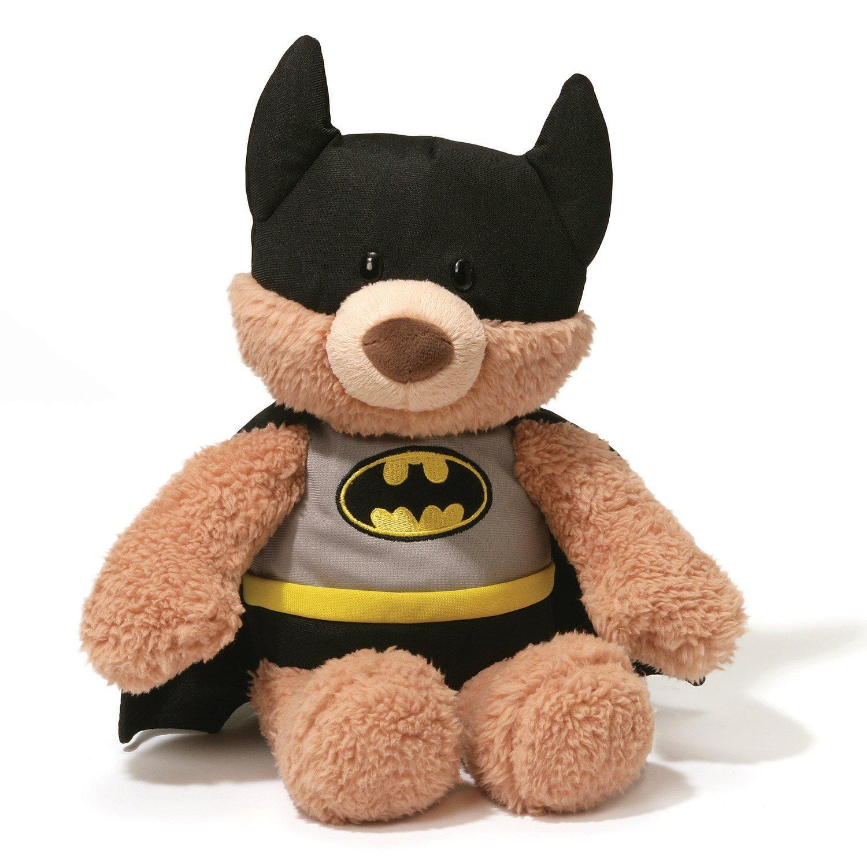Gund DC Comics Batman Malone Plush, Black, 12 4056993