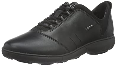 Womens D Nebula E Low-Top Sneakers Geox bBoCR7