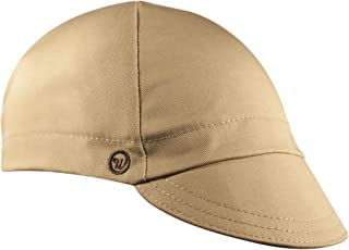 product image for Walz Caps Khaki Cotton 4-Panel
