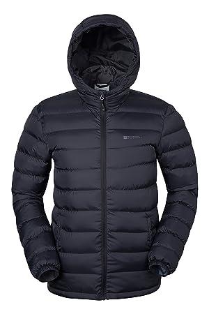 915cbdb8e96 Mountain Warehouse Season Mens Padded Jacket - Water Resistant Jacket