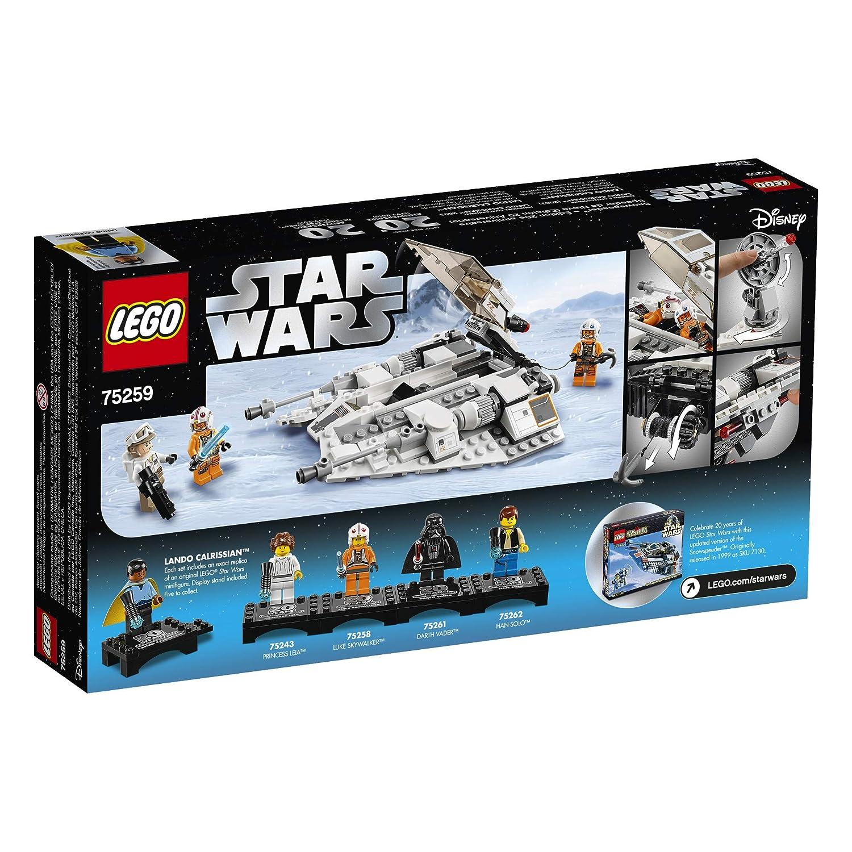 LEGO:Star Wars Darth Vader 20th Anniversary Edition split from 75261