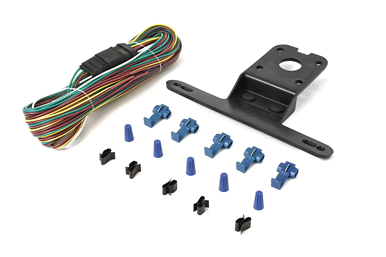 Maxxhaul 70205 12v All Led Submersible Trailer Light Kit 7 Wire Harness Test Automotive