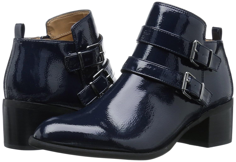 Franco Sarto Women's Raina Ankle Boot B0725944H5 9.5 B(M) US|Lapis Blue