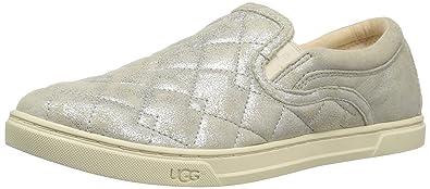 4985a77936d UGG Australia Women's Fierce Deco Quilt Stardust Fashion Sneaker