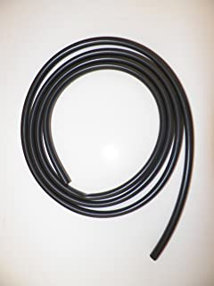 amazon com 6mm black wire harness tubing high temperature 10 rh amazon com Wire Tubing Sleeve Flexible Conduit Tubing