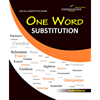 one word substitution: work book for SSC, Bank PO, Railway, UPSC exams and CDS