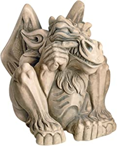 Design Toscano Feast on Fools Gargoyle Statue: Giant