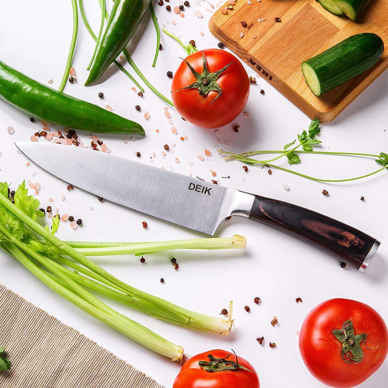 DEIK Cuchillo Chef