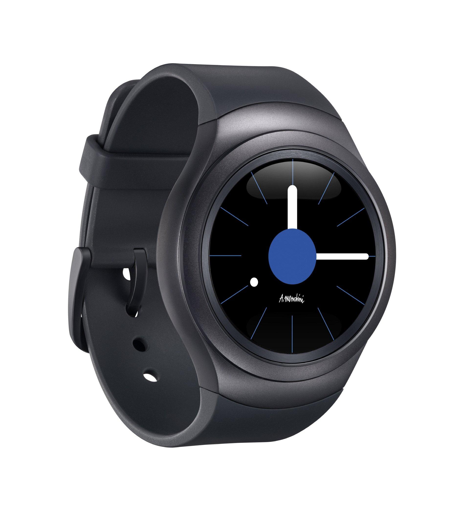 Samsung Gear S2 Smartwatch (Certified Refurbished) (Dark Gray) by Samsung (Image #2)