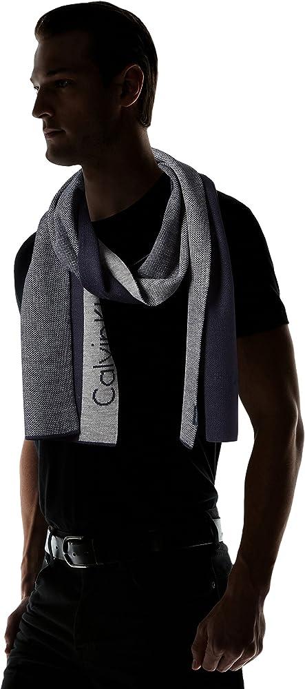 Calvin Klein Jeans Reversible Giftset Hat+Scarf Conjunto de ...