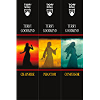 A Sword of Truth Set: The Chainfire Trilogy: Chainfire, Phantom, Confessor (English Edition)