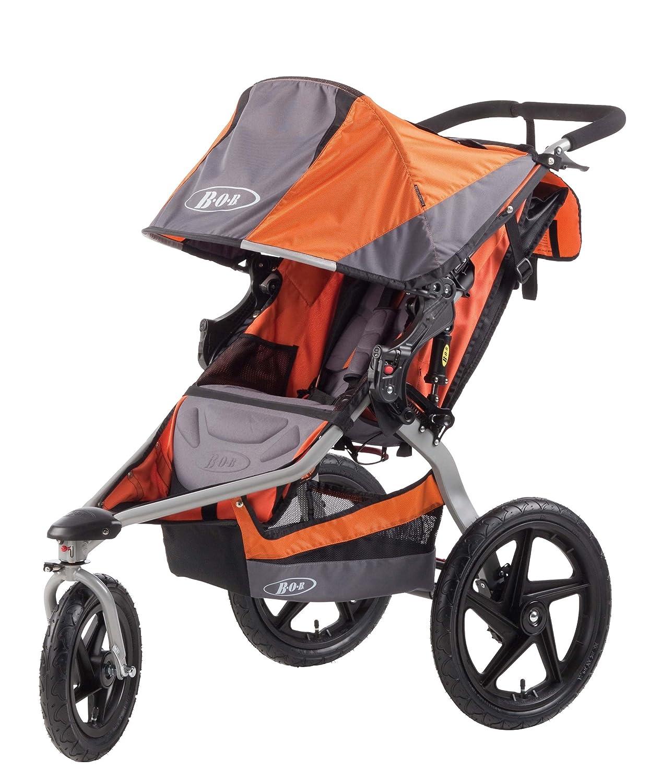 BOB Revolution SE - Cochecito todoterreno de 3 ruedas, color naranja ...