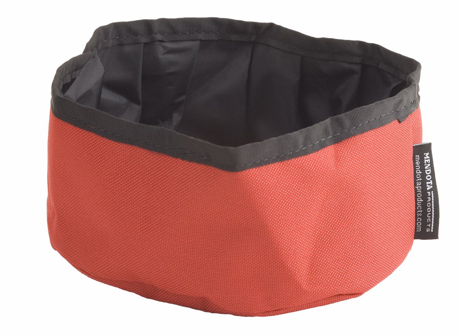 Mendota Products 7604 Collapsible Dog Bowl, Green, 48-Ounce ME07604
