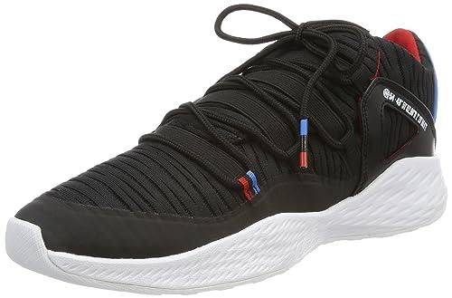 designer fashion eeae9 00955 NIKE Men s Jordan Formula 23 Low Q54 Gymnastics Shoes, (Black Italy Blue-