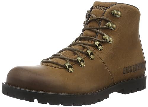 011fdce07be Birkenstock Boot ''Hancock'' from Leather in Nut 41.0 EU W: Amazon ...