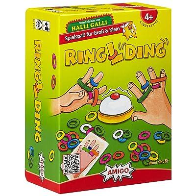 Amigo 1735 Ringlding Game by Amigo: Shafir, Haim, Gadish, Geannie: Toys & Games