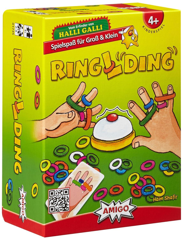 Amigo 01735 - Ringlding Haim Shafir Geannie Gadish Amigo Spiel + Freizeit empfohlenes Alter: ab 4 Jahre