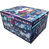 Limited Edition Frozen Sparkling Jewellery Box - Design your own Jewellery box with Sparkling mosaics and gem stones - Perfect present