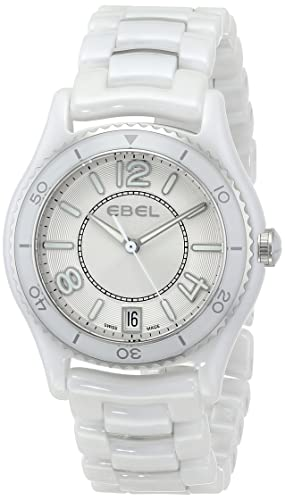 Amazon.com: Ebel Reloj de 1216129 X-1 Analog Display Swiss ...
