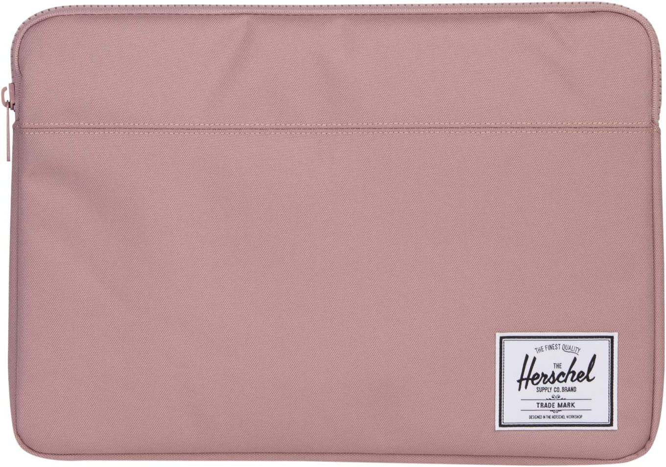 Herschel Anchor Sleeve for MacBook/iPad, Ash Rose, 13-Inch