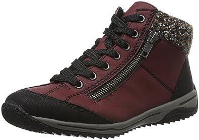 Rieker L5223, Baskets Hautes Femme  Amazon.fr  Chaussures et Sacs b80d38160987