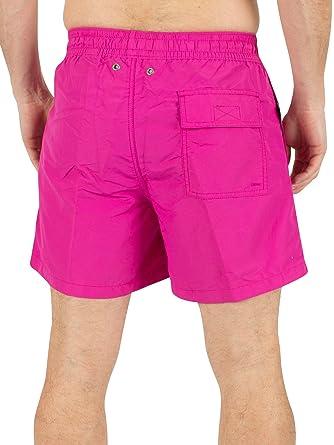 1604e9fe74d Ralph Lauren Short de Bain Hawaïen Rose pour Homme  Amazon.fr  Vêtements et  accessoires