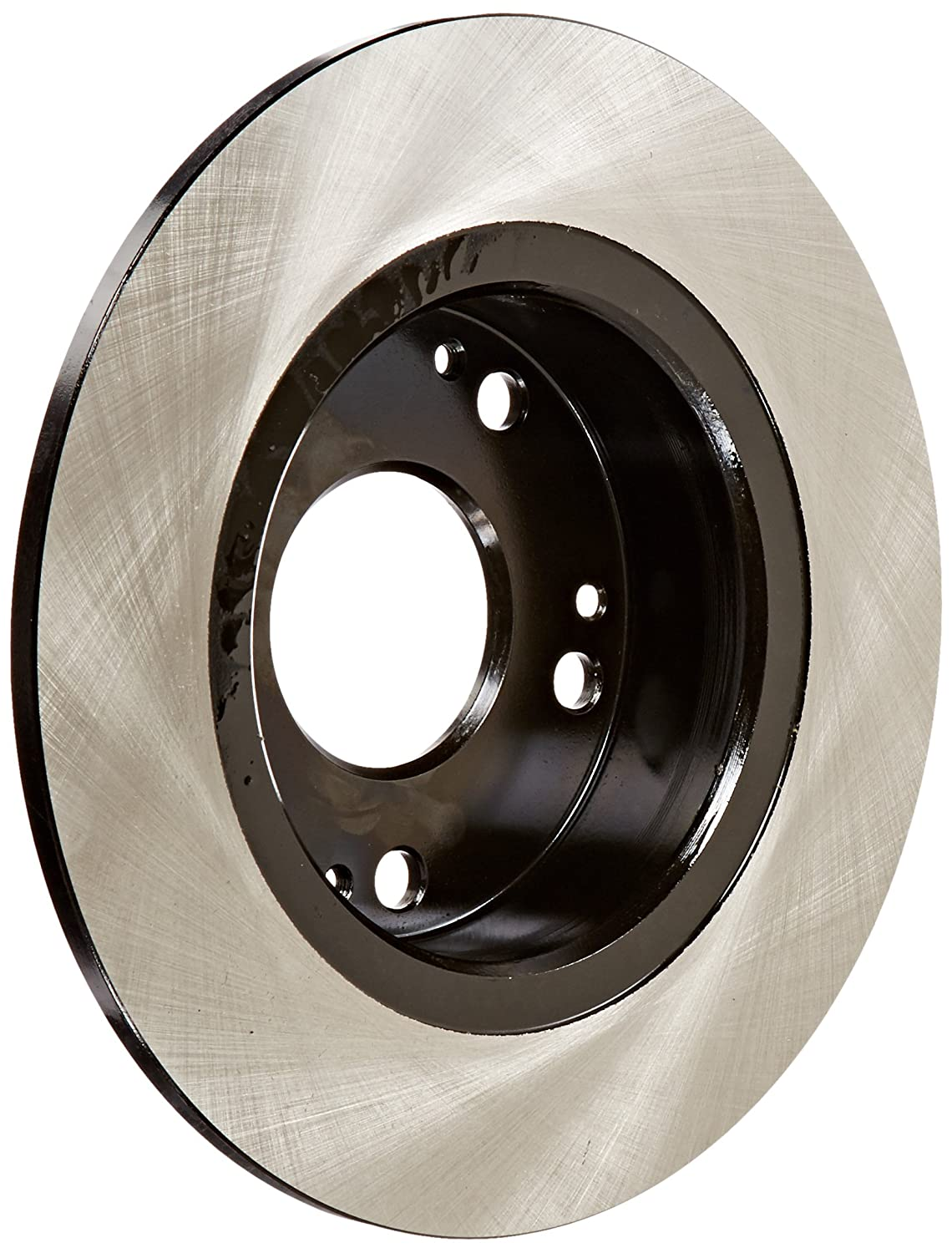 Centric Parts 120.40055 Premium Brake Rotor with E-Coating