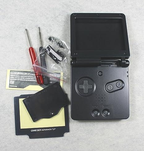 Vivi Audio - Carcasa para GBA SP Gameboy Advance SP, Color ...