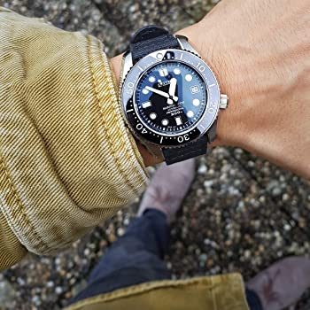 Archer Watch Straps | Correas Reloj Lona de Liberación Rápida para ...