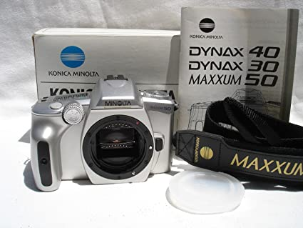 amazon com md cl minolta maxxum 50 qd body film cameras rh amazon com Minolta Maxxum Htsi Plus minolta maxxum 50 1.7 review
