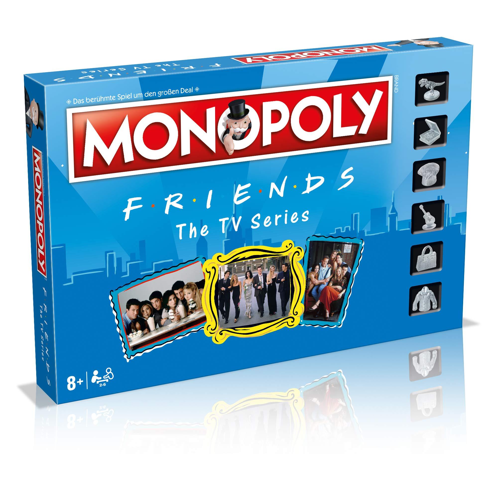 Monopoly Friends: Amazon.es: Libros en idiomas extranjeros