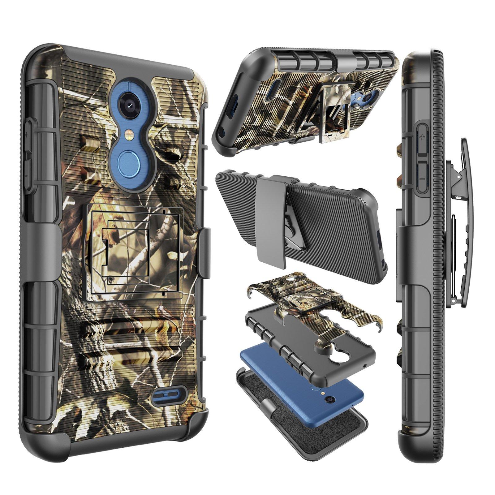 Njjex LG K30 Case, LG Premier Pro LTE/Xpression Plus/K30