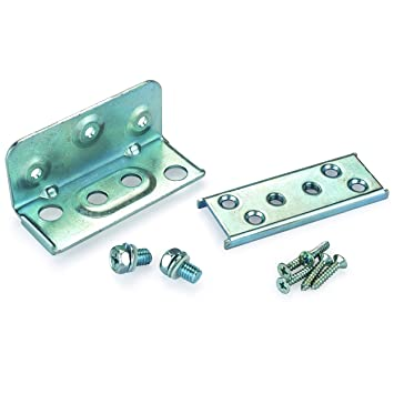 Highpoint Surface Mount Knock Down Low Profile Bed Frame Hardware